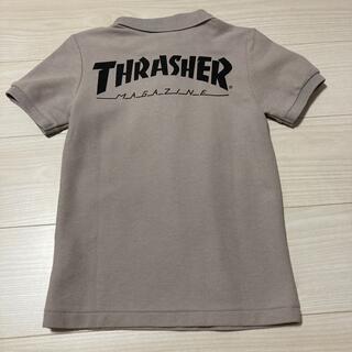 THRASHER130☆ポロシャツ