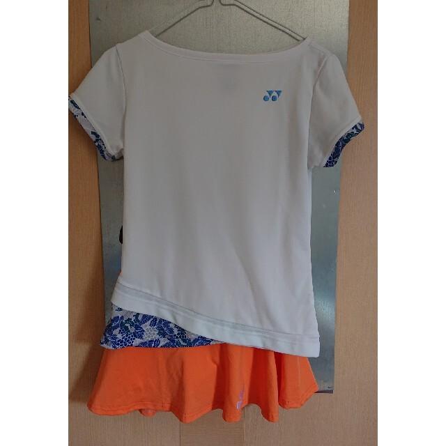 YONEX(ヨネックス)のヨネックス スコート スポーツ/アウトドアのテニス(ウェア)の商品写真