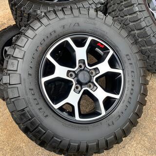 Jeep - JEEP JLWRANGLER (RUBICON) タイヤホイール