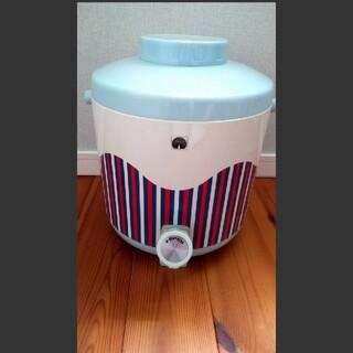 ピーコック魔法瓶 6.8リットル トリコロールカラー(水筒)