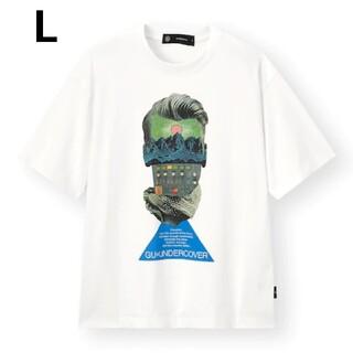 GU - GU UNDERCOVER tシャツ グラフィックTシャツ