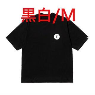 1LDK SELECT - ennoy Circle T-Shirts Black 黒 Mサイズ エンノイ