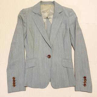 【イタリア生地・高級】P.S.FA レディース 上下 パンツスーツ(スーツ)