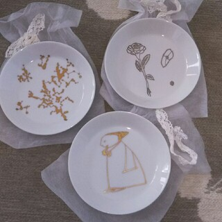 mina perhonen - ミナペルホネン小皿 新品セット