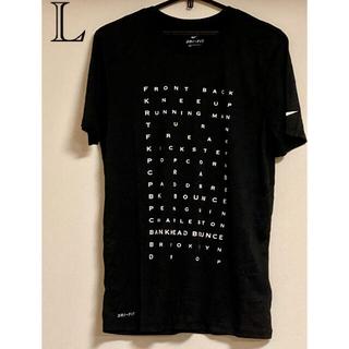 NIKE - 新品未使用 NIKE Tシャツ L