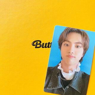 ボウダンショウネンダン(防弾少年団(BTS))のBTS 防弾少年団 Butter ジン JIN トレカ(K-POP/アジア)