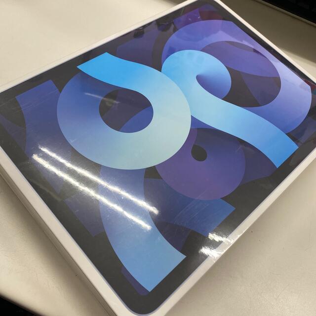 iPad(アイパッド)の新品☆Apple iPad Air 第4世代 64GB スカイブルー Wi-Fi スマホ/家電/カメラのPC/タブレット(タブレット)の商品写真