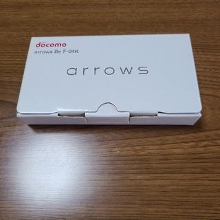 NTTdocomo - arrows Be F-04K  docomo
