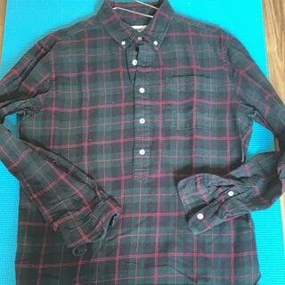 XLARGE - XLARGE ロング丈 チェックシャツ