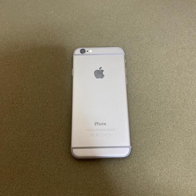 Apple(アップル)の❗️激安価格❗️iphone6 64gb 本体 ❗️即使用可能❗️完動品 スマホ/家電/カメラのスマートフォン/携帯電話(スマートフォン本体)の商品写真