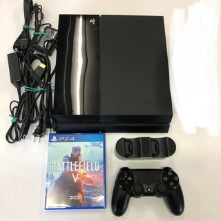 PlayStation4 - PlayStation4 本体 CHU-1000A