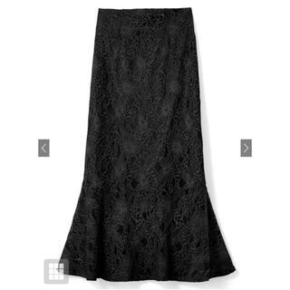 グレイル(GRL)のグレイル ハイウエストレースマーメイドスカート(ロングスカート)