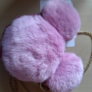 ミッキーマウス(ミッキーマウス)のミッキー型ポシェット(ショルダーバッグ)