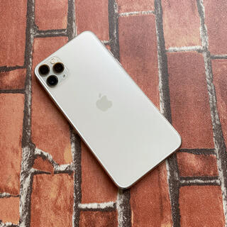 iPhone - iPhone11 pro max 本体 液晶ガラスフィルム一枚付き