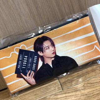 新品 BTS ペンケース ポーチ ジョングク グク Butter
