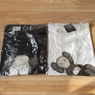 UNIQLO - ユニクロカウズ  UNIQLO kaws  Tシャツ サイズ 3XL 2枚セット