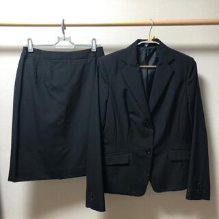 コムサイズム(COMME CA ISM)のCOMME CA ISM コムサイズム 就活スーツ 黒 レディース(スーツ)