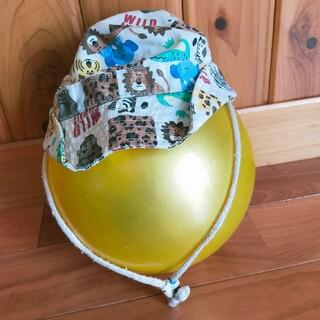 ニシマツヤ(西松屋)の帽子 48センチ(帽子)