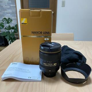 Nikon - AF-S NIKKOR 24-120mm f4g ED VR