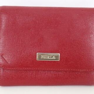 フルラ(Furla)のフルラ FURLA レザー 折り畳み財布 レディース(財布)