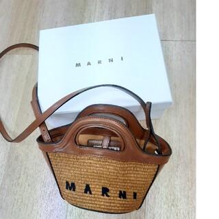 Marni - 未使用マルニmarni ミニ トートバッグ