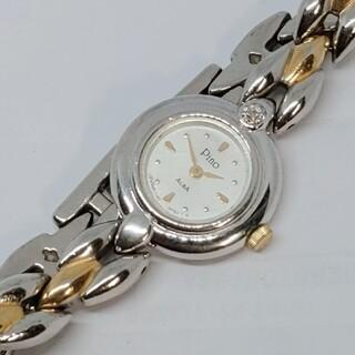 ALBA - 【正規稼働品】SEIKO/アルバ クォーツ コンビカラー レディース腕時計