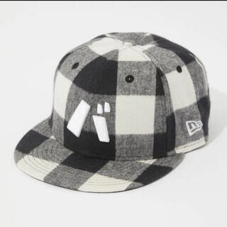 バ帽 9FIFTY CAP(Block Check)