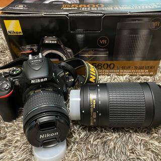 Nikon - 【美品】Nikon D5600 ダブルズームキット