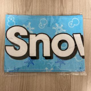 Johnny's - SnowMan マフラータオル