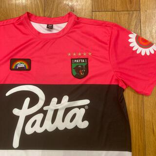 ビームス(BEAMS)の2019年 Patta Script Logo Football Jersey (Tシャツ/カットソー(半袖/袖なし))