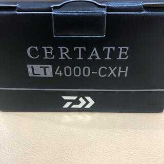 DAIWA - 新品未使用‼︎ダイワ セルテートLT4000CXH  ショアジギング