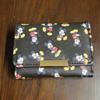 ミッキーマウス(ミッキーマウス)の【ミッキー財布】(財布)