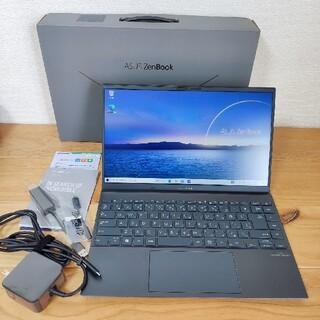 ASUS - 【美品】ASUS Zenbook 14 UM425I wps office