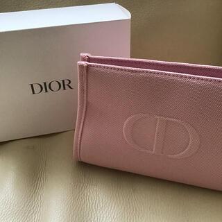 Dior - Dior ディオール ノベルティ ピンクポーチ 限定品 新品未使用