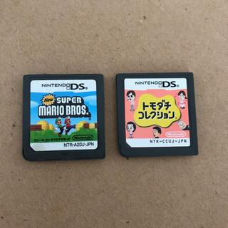 ニンテンドーDS(ニンテンドーDS)のNINTENDO DS ニンテンドーDS  NEWスーパーマリオ ソフト(携帯用ゲームソフト)