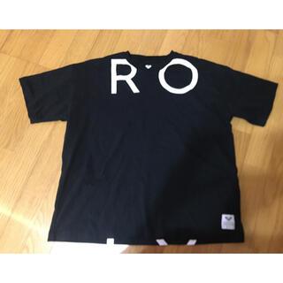 ロキシー(Roxy)のTシャツ 半袖 ロキシー  ROXY  レディース   L(Tシャツ(半袖/袖なし))