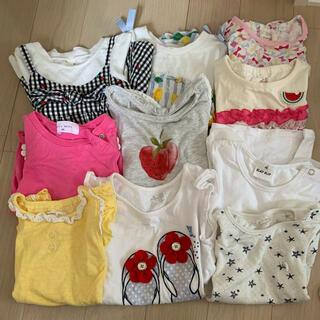ビケットクラブ(Biquette Club)の90サイズ 夏服 まとめ売り(Tシャツ/カットソー)