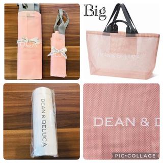 DEAN & DELUCA - 【新品未使用】DEAN&DELUCA エコバッグ✴︎ステンレスボトル ホワイト