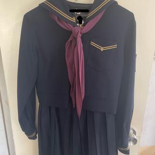 東洋英和女学院 冬制服