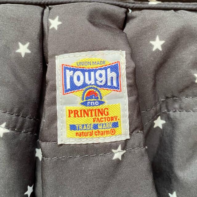 rough(ラフ)のrough・大きめバッグ レディースのバッグ(ボストンバッグ)の商品写真