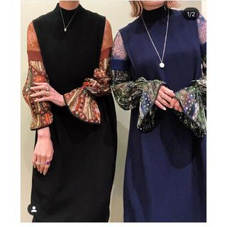 mame - mame kurogouchi 20PF ワンピース ドレス