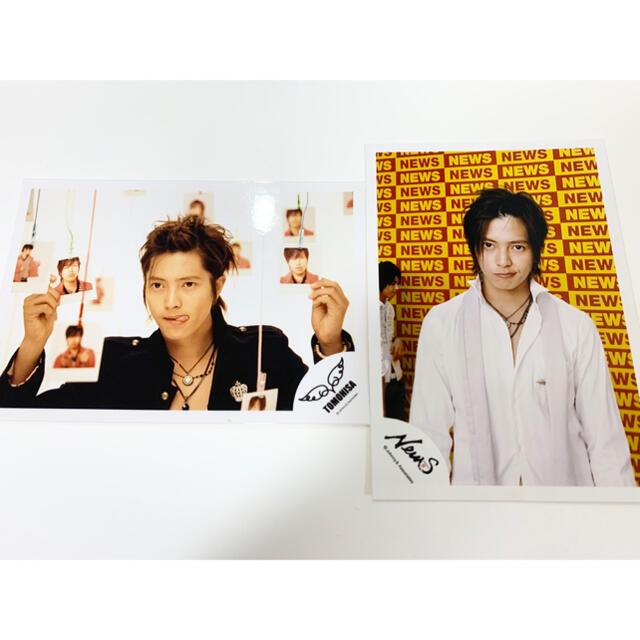 山下智久 公式写真 エンタメ/ホビーのタレントグッズ(アイドルグッズ)の商品写真
