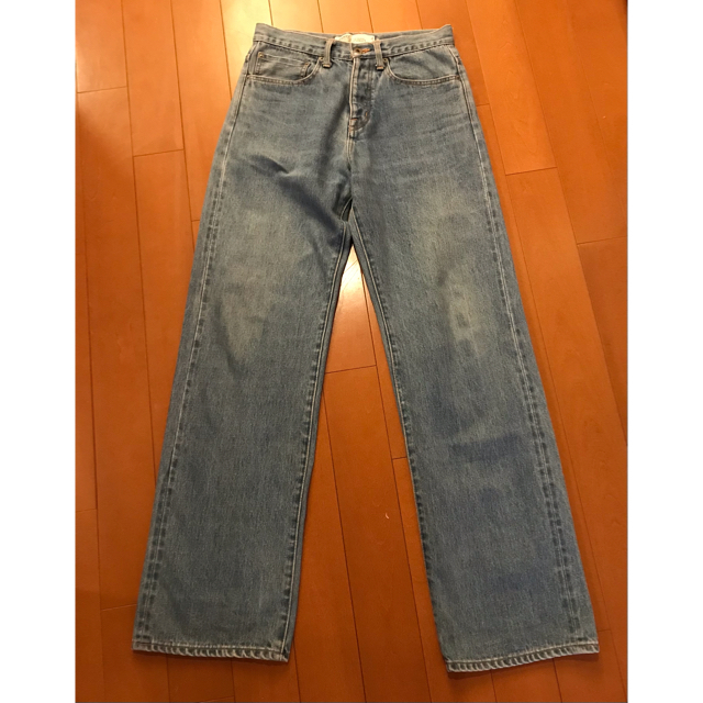 Jieda(ジエダ)のdairiku 18aw デニム インディゴ メンズのパンツ(デニム/ジーンズ)の商品写真