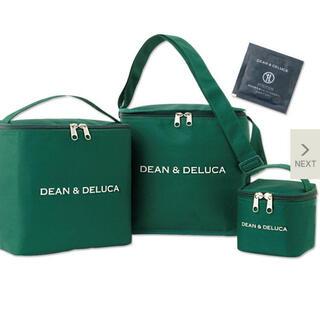 ディーンアンドデルーカ(DEAN & DELUCA)の新品❣️DEAN&DELUCA 保冷4点セット(日用品/生活雑貨)