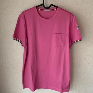 モンクレール(MONCLER)のmoncler T-シャツ(Tシャツ(半袖/袖なし))