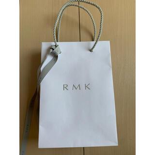 アールエムケー(RMK)のショップ袋 RMK アールエムケー ショッパー 紙袋(ショップ袋)