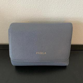 フルラ(Furla)のフルラ 財布 三つ折り ブルー(財布)