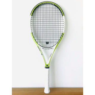 【希少】ウィルソン『Nコード n Pro 98』テニスラケット/G2/ブライアン