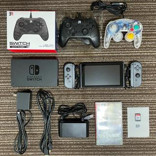 Nintendo Switch - 任天堂switch スマブラ入門セット+α