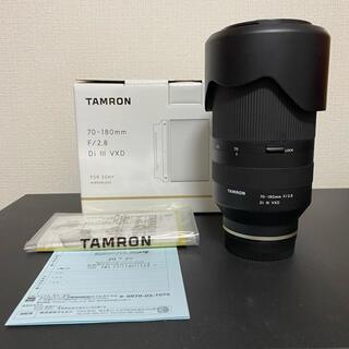 TAMRON - 70-180mmF/2.8 Dii IIIVXD SONY Eマウント